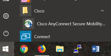Public Knowledge - How do I install Cisco AnyConnect VPN