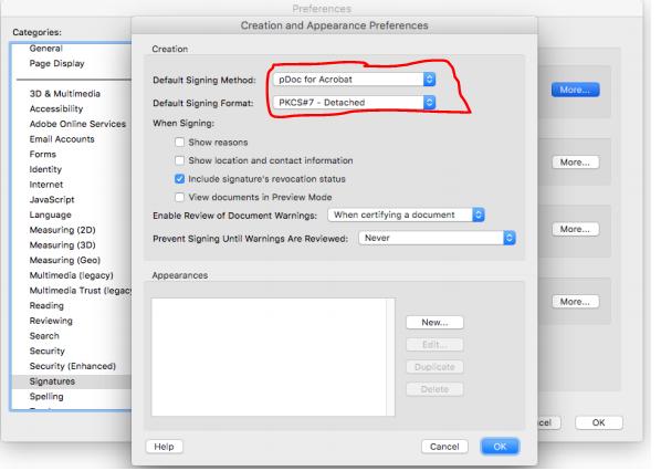 Public Knowledge - Configure Topaz Signature Writer in Adobe
