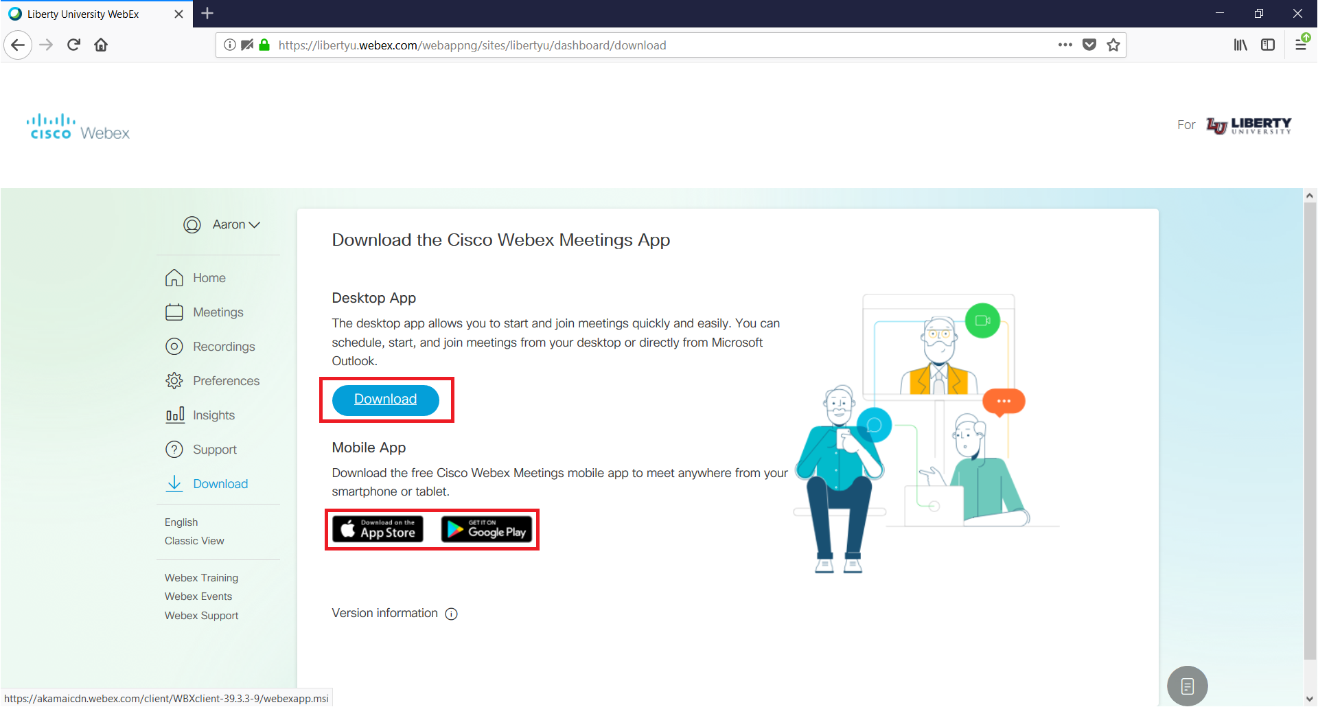 Public Knowledge - How do I use the Cisco WebEx Meeting Center?