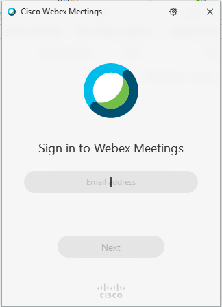 Public Knowledge - How do I schedule a WebEx meeting in